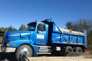 Trucking Photo