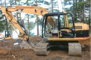 Excavation Photo
