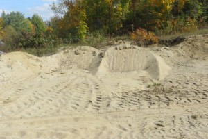 Sand, Gravel, and Topsoil Photo