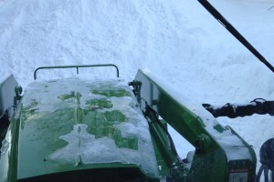 Snowblowing & Snow Removal Photo